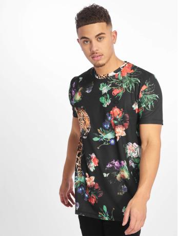 criminal-damage-manner-t-shirt-javan-in-schwarz