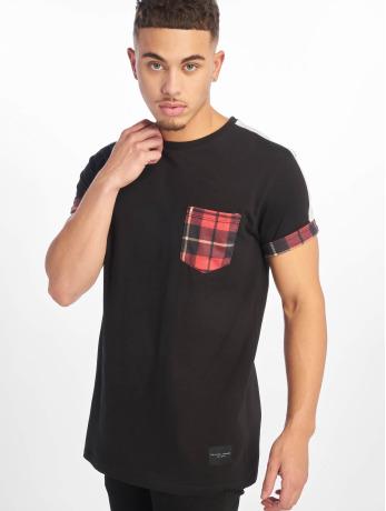 criminal-damage-manner-t-shirt-portobella-in-schwarz