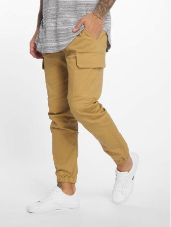 sixth-june-manner-cargohose-jogger-in-beige