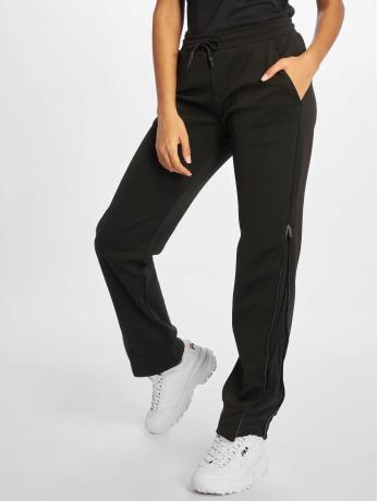 fila-active-frauen-jogginghose-bianco-in-schwarz