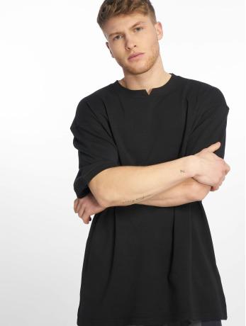 urban-classics-manner-t-shirt-garment-dye-oversize-pique-in-schwarz