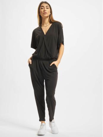 urban-classics-frauen-jumpsuit-modal-in-schwarz