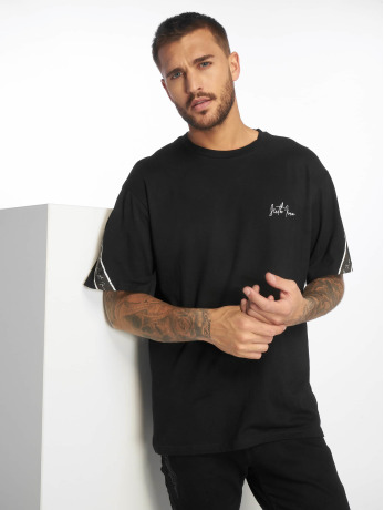 sixth-june-manner-t-shirt-signature-in-schwarz