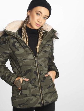 new-look-frauen-puffer-jacket-colorado-camo-in-grun