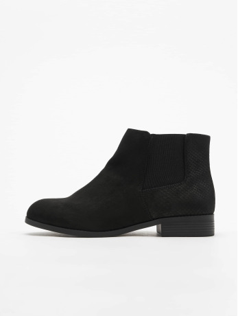 new-look-frauen-boots-amber-sdt-snk-in-schwarz