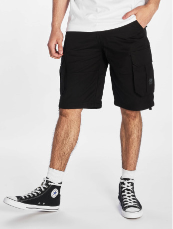pelle-pelle-manner-shorts-basic-in-schwarz