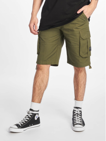 pelle-pelle-manner-shorts-basic-cargo-in-olive