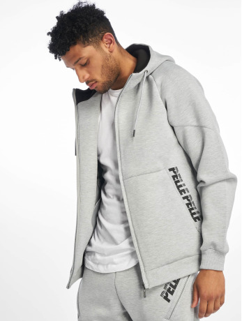 pelle-pelle-manner-zip-hoodie-stadium-in-grau