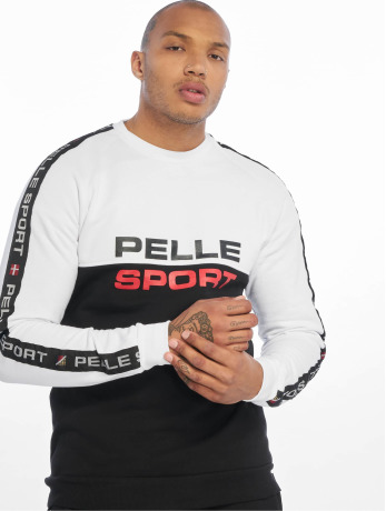 pelle-pelle-manner-pullover-vintage-sports-crewneck-in-schwarz