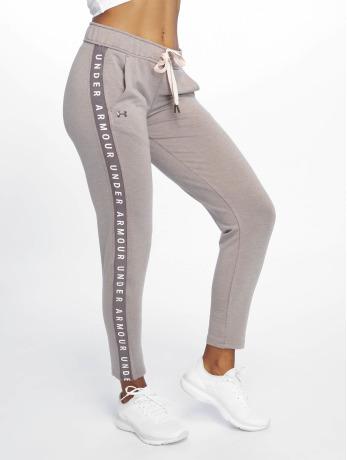 under-armour-frauen-jogger-pants-featherweight-fleece-in-grau
