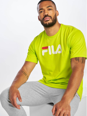 fila-manner-t-shirt-urban-line-pure-in-grun