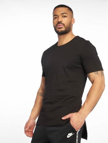 def-manner-t-shirt-perch-in-schwarz
