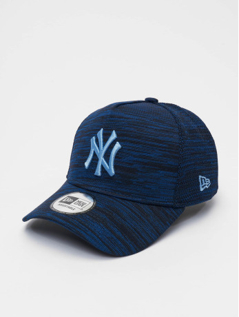 new-era-manner-frauen-snapback-cap-mlb-ny-yankees-engineered-fit-9forty-a-frame-in-blau