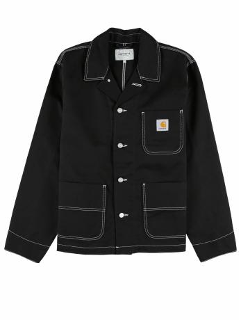 carhartt-wip-manner-ubergangsjacke-chalk-in-schwarz