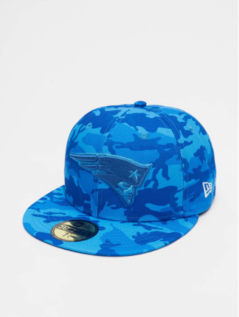 new-era-manner-frauen-fitted-cap-nfl-new-england-patriots-camo-59fifty-in-blau