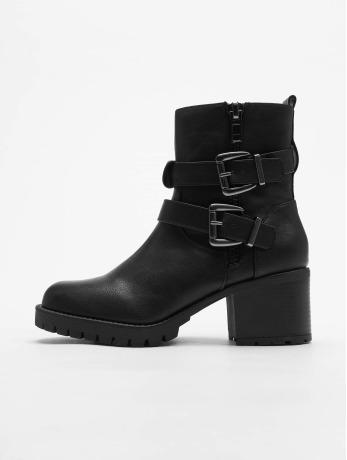 new-look-frauen-boots-bertie-buckle-strap-biker-in-schwarz, 19.99 EUR @ defshop-de