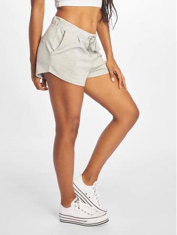stitch-soul-frauen-shorts-classico-in-grau