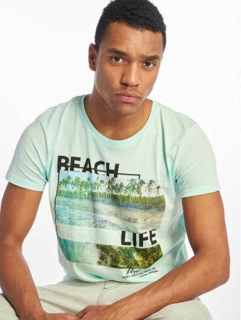 stitch-soul-manner-t-shirt-beach-life-in-turkis, 9.99 EUR @ defshop-de