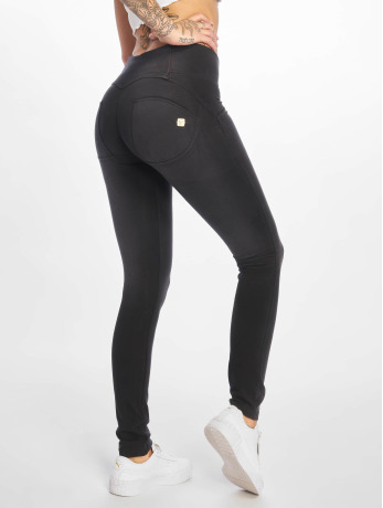freddy-frauen-skinny-jeans-waist-skinny-in-schwarz