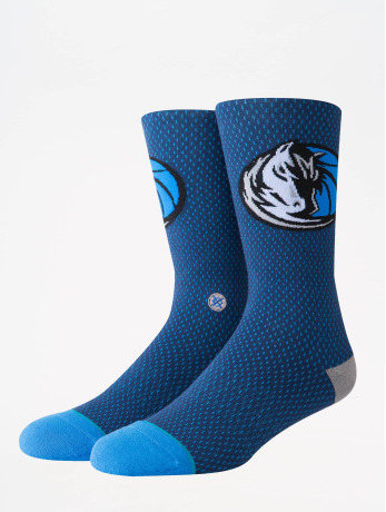stance-manner-socken-nba-on-court-collection-mavs-jersey-in-blau