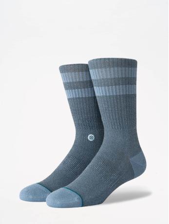 stance-manner-socken-uncommon-solids-joven-in-blau