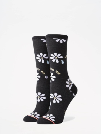 stance-frauen-socken-foundation-love-you-not-in-schwarz