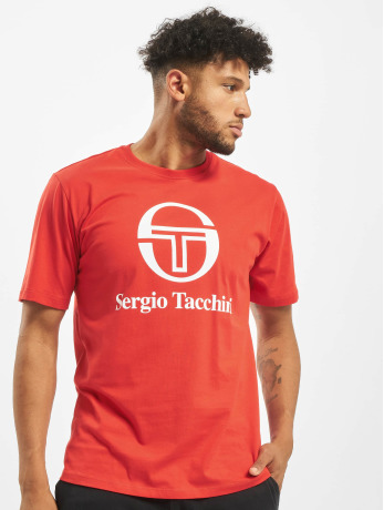 sergio-tacchini-manner-t-shirt-chiko-in-rot