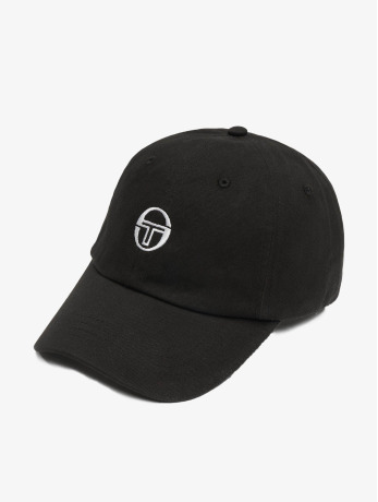 sergio-tacchini-manner-snapback-cap-chang-in-schwarz