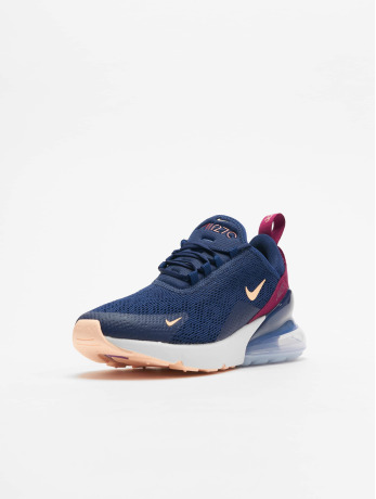 Nike / sneaker Air Max 270 in blauw