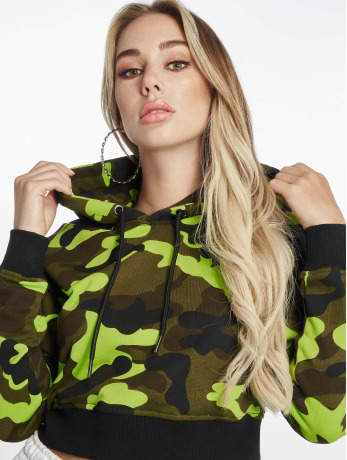 urban-classics-frauen-hoody-cropped-camo-in-camouflage