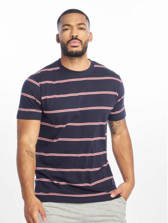 urban-classics-manner-t-shirt-yarn-dyed-skate-stripe-in-blau