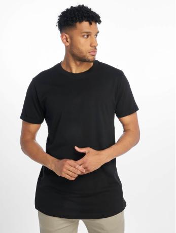 urban-classics-manner-t-shirt-short-shaped-turn-up-in-schwarz