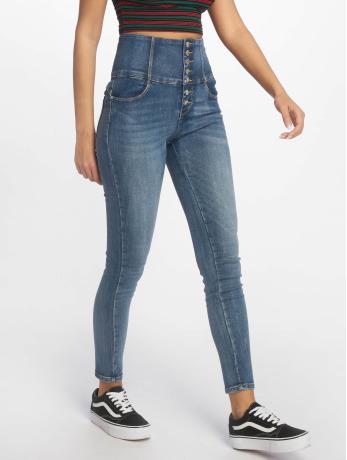 tally-weijl-frauen-high-waist-jeans-high-waist-in-blau