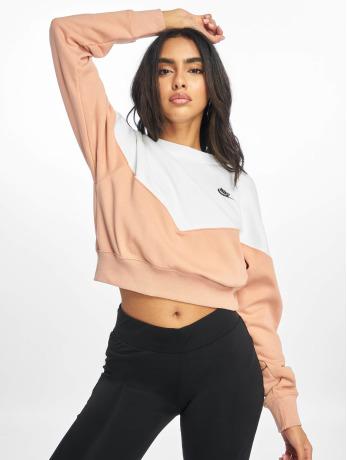nike-frauen-pullover-heritage-crew-fleece-in-rosa
