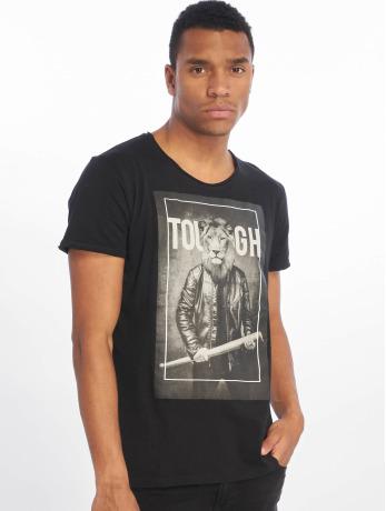 sublevel-manner-t-shirt-tough-in-schwarz