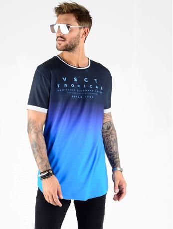 vsct-clubwear-manner-t-shirt-graded-logo-basalt-ocean-in-schwarz