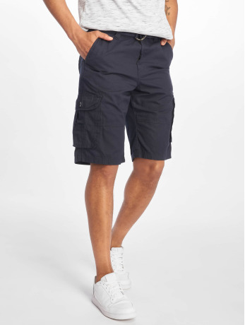 southpole-manner-shorts-belted-in-blau