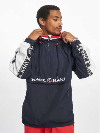 karl-kani-manner-ubergangsjacke-retro-in-blau