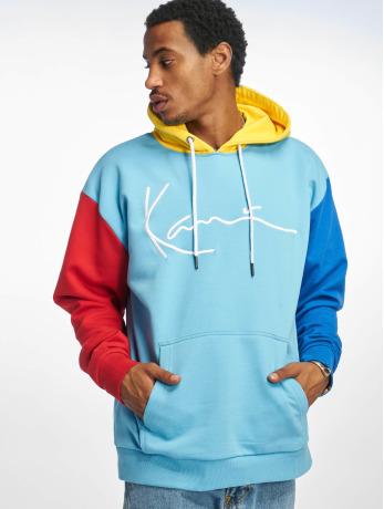 karl-kani-manner-hoody-signature-block-in-blau