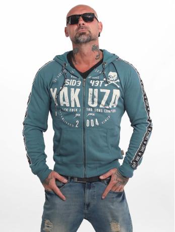 yakuza-manner-zip-hoodie-bad-side-in-blau
