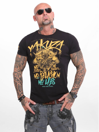 yakuza-manner-t-shirt-no-no-no-in-schwarz