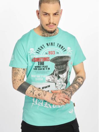 yakuza-manner-t-shirt-own-head-in-turkis