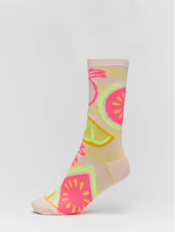 stance-frauen-socken-magical-fruit-in-pink