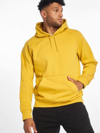 carhartt-wip-manner-hoody-chase-in-gelb