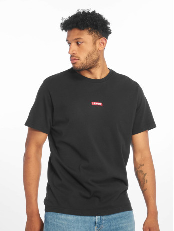 levi-s-manner-t-shirt-ss-relaxed-baby-tab-t-in-schwarz