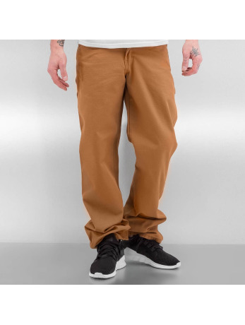 Jeans Coupe Loose Fit Dickies brun