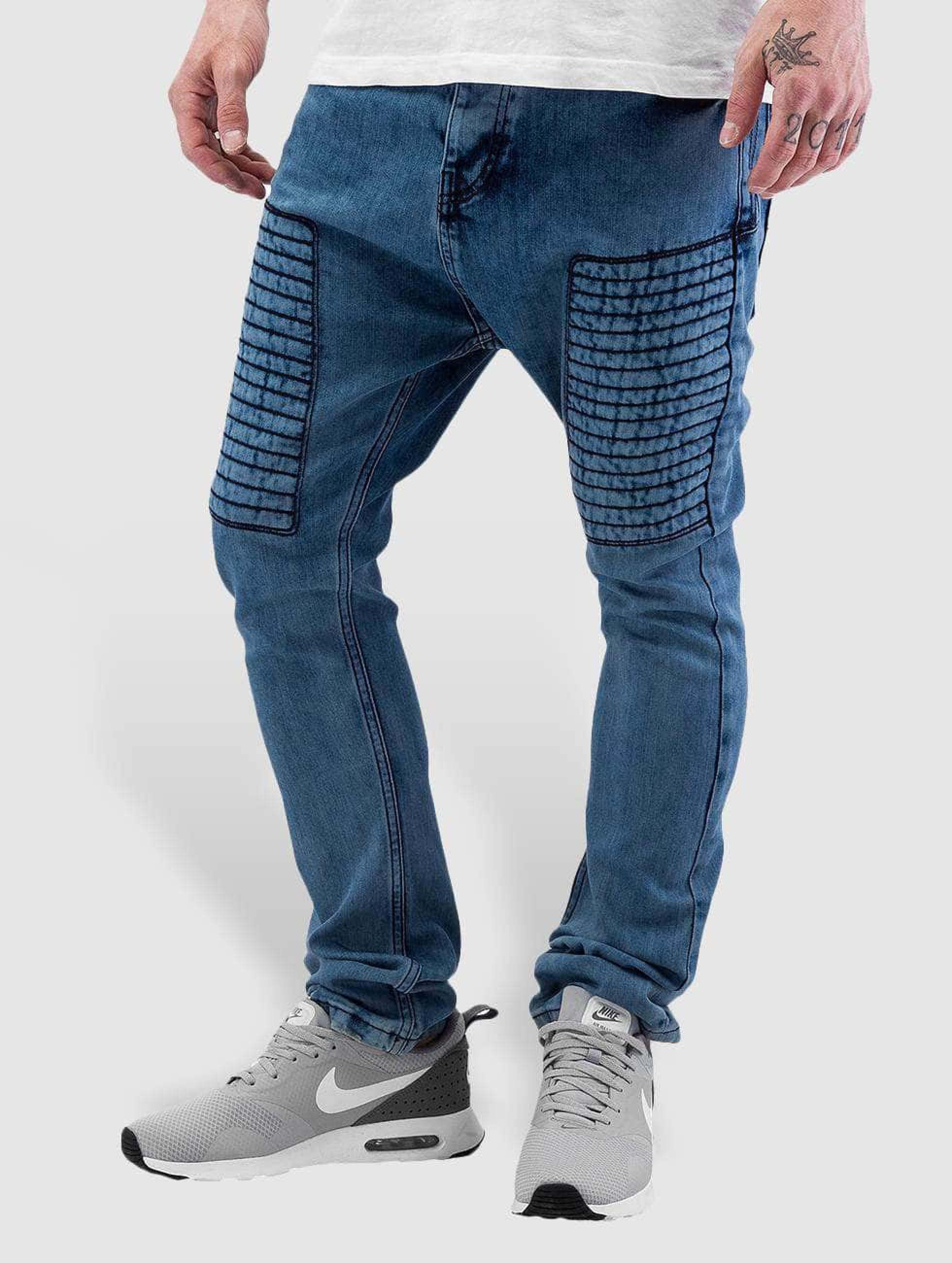 Bangastic / Antifit Embroidery in blue W 34