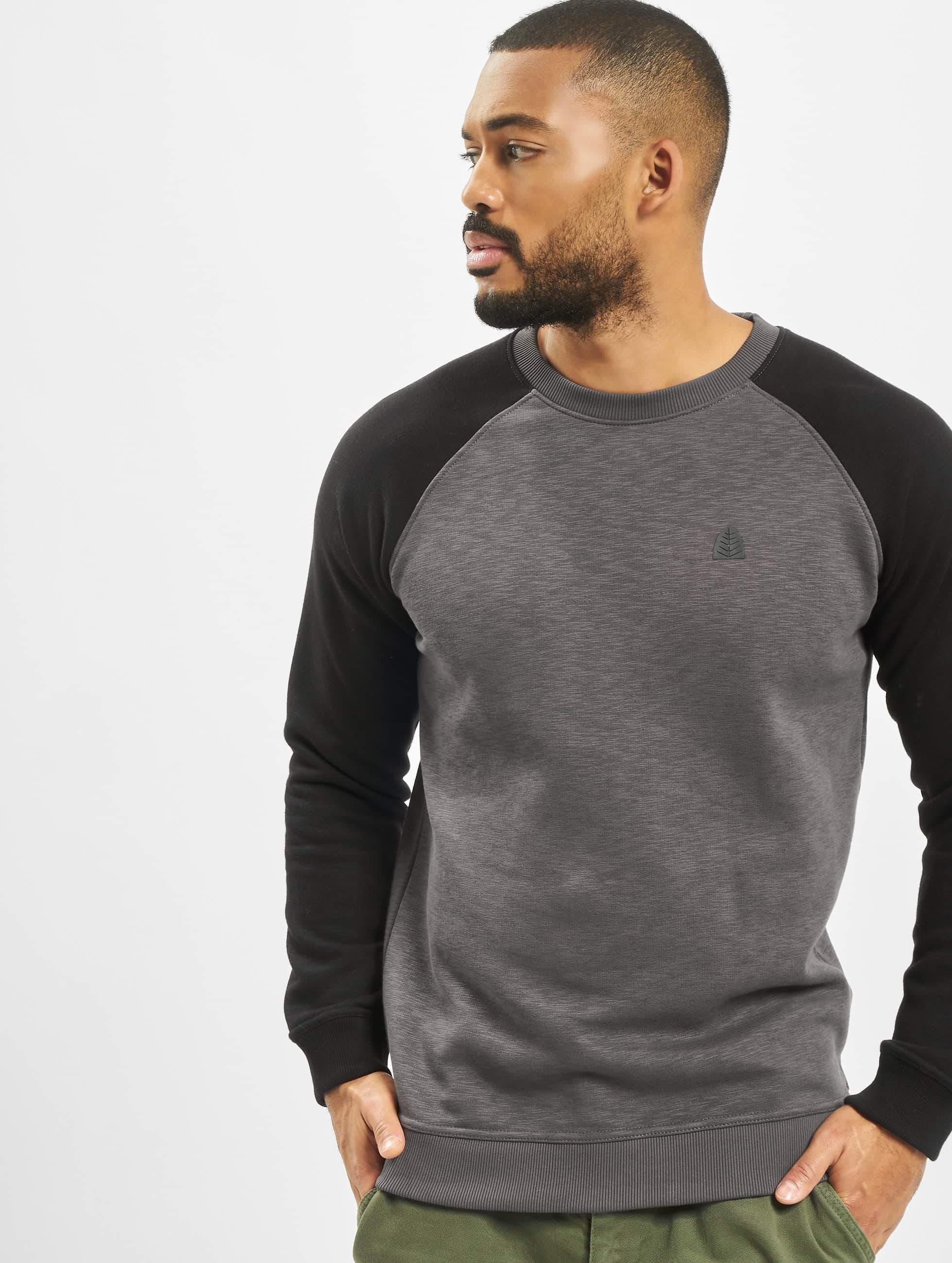 Just Rhyse / Jumper Raglan II in grey XL