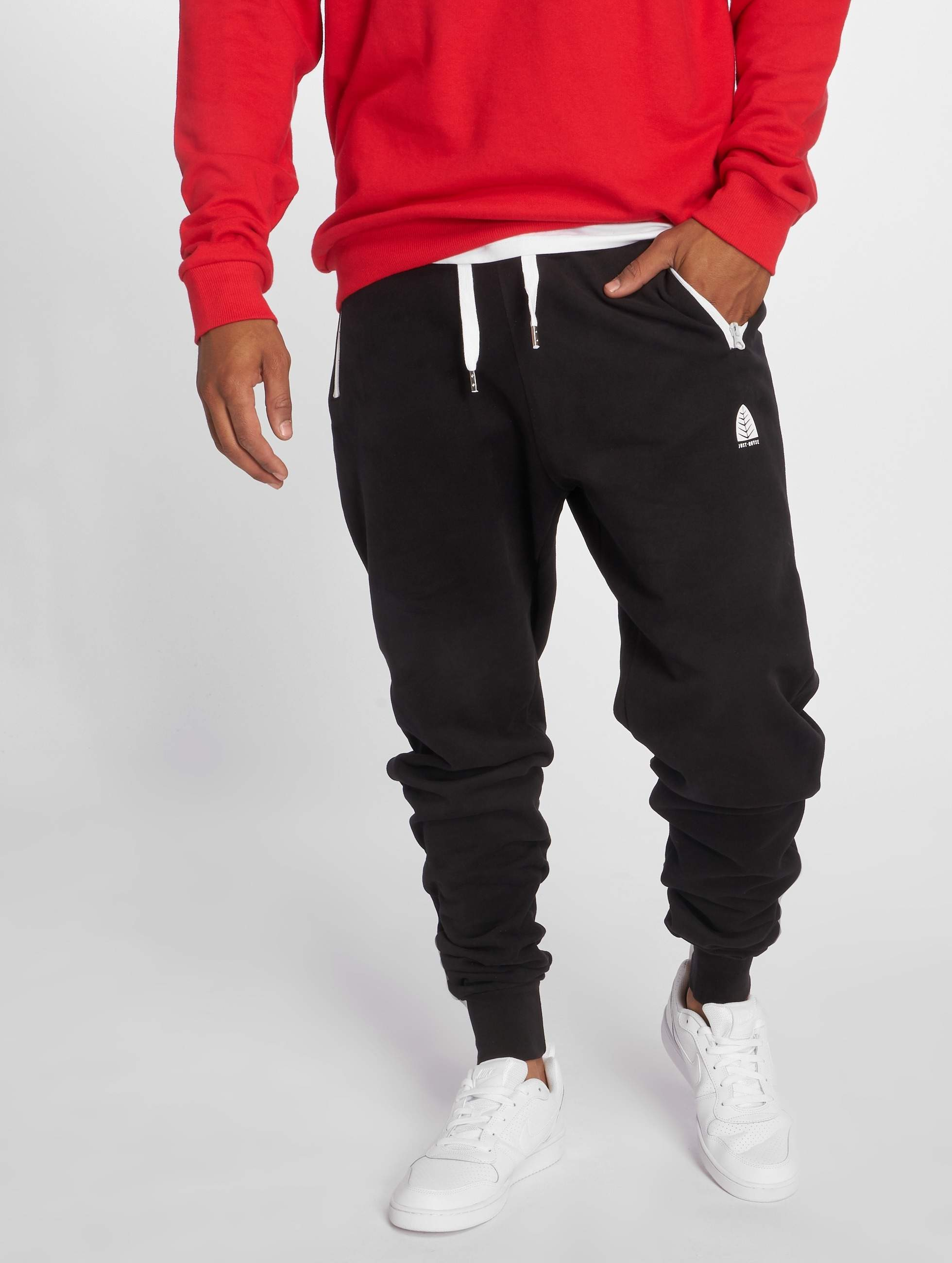 Just Rhyse / Sweat Pant Classico in black M