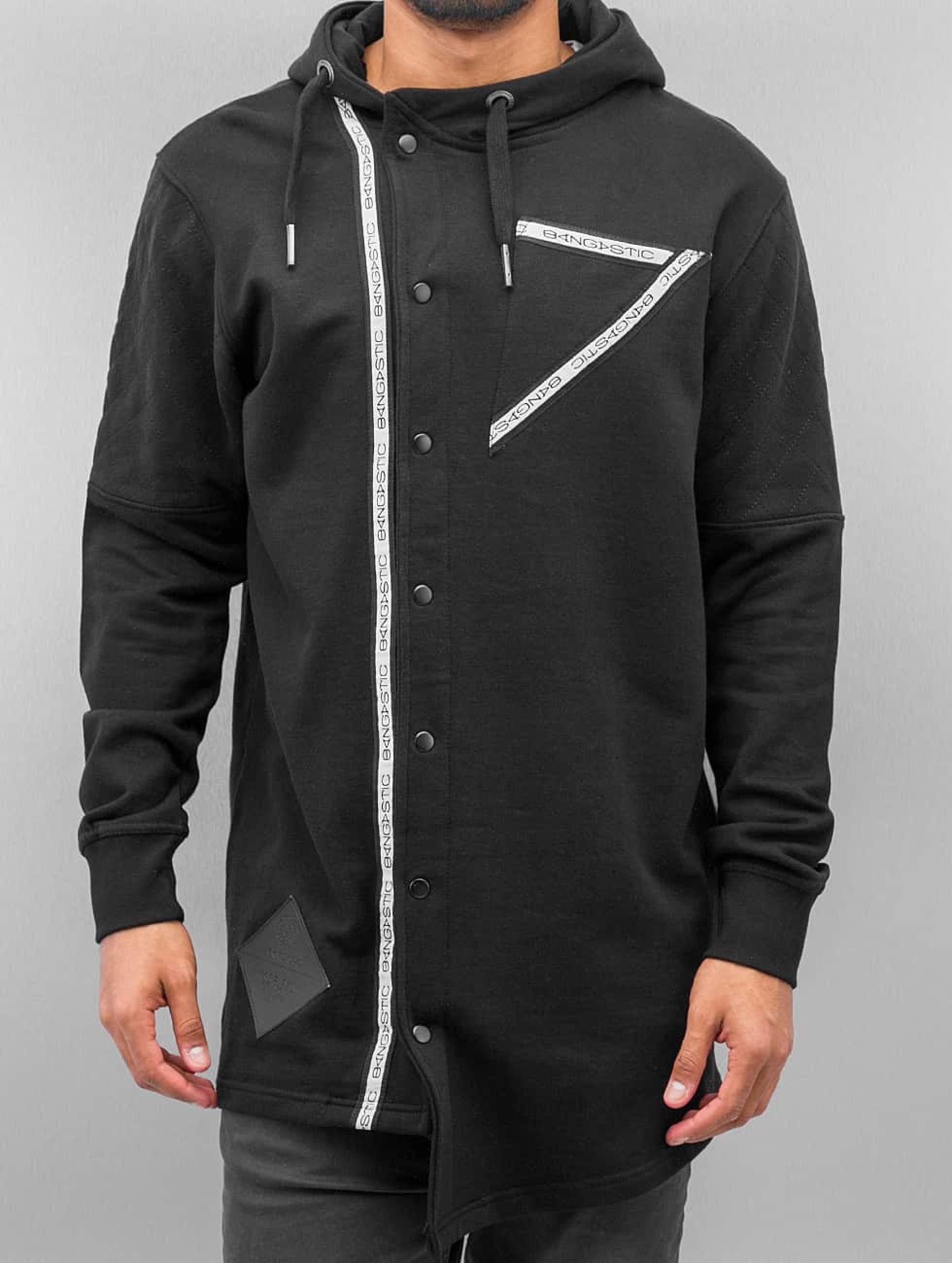 Bangastic / Zip Hoodie Banger in black S